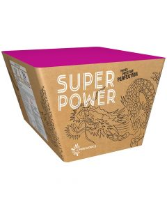 Super Power 1 cake - 20-25-30mm. 76 skud - 907 gram