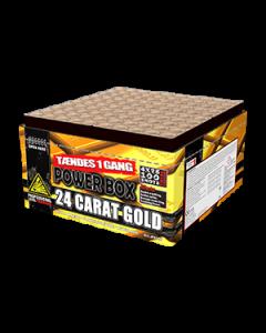 24 Carat Gold Compound - 30mm. 100 skuds - 1917 gram